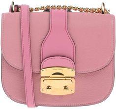 Miu Miu Women Shoulder Bag on YOOX. The best online selection of Shoulder Bags  Miu Miu. c5dbbf4244884