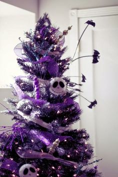 5 Fabulous Geek Christmas Trees - The John Q - The Place for the EveryGeek #NightmareBeforeChristmas