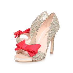 Gabriella, Schuhe in Nude von Miss KG - Damenschuhe Partyschuhe & Schuhe für besondere Anlässe