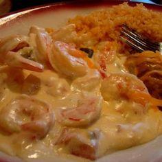 Camarones al chipotle al tequila Seafood Recipes, Mexican Food Recipes, Dinner Recipes, Cooking Recipes, Cooking Ideas, Dinner Ideas, I Love Food, Good Food, Yummy Food