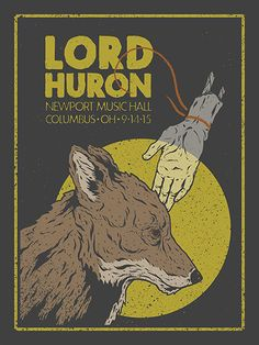 GigPosters.com - Lord Huron