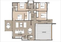 KEY SPECS185.8m2    4 Bedrooms    2.5 Bathrooms    2 Car Garage    1 Storey DESCRIPTION This is a fantastic four bedroom family home with a very nic