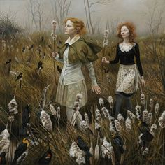 """Andrea Kowch """"The Watch"""""""