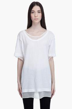 Clu White Shirt