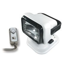 Portable Golight Radioray GL-5167 Remote Control Spotlight - Permanent Mount Shoe