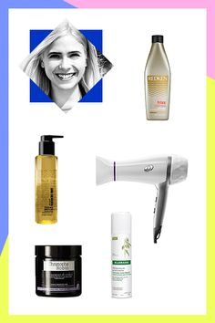 "76 Hair Products These Beauty Editors Swear By #refinery29  http://www.refinery29.com/beauty-editor-hair-care-tips#slide-63  Kristie Dash, Assistant Beauty Editor at Allure""My natural color is dirty blond, but I've been bleaching it for years. I was doing a full head of highlights for a while, until..."