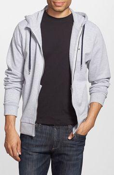Men's Lacoste Regular Fit Full Zip Hoodie