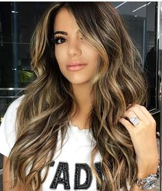 Beautiful Hottest brown blonde ombre hair color 2018 perfect way to make your hairstyles modern The post Hottest brown blonde ombre hair color 2018 perfect way to make your hairstyles m… appeared first on Top Haircuts . Hair Color 2018, Ombre Hair Color, Hair 2018, Hair Color Balayage, Cool Hair Color, 2018 Color, Blonde Balayage, Bayalage, Balayage On Black Hair
