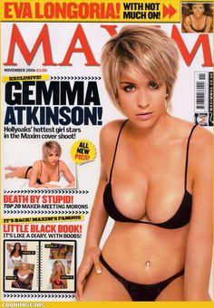 Gemma Atkinson - Full size - Page 9