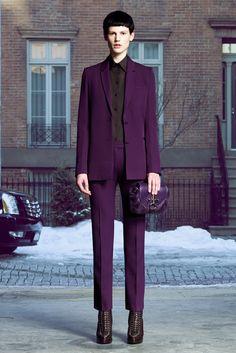 Saskia de Brauw for Givenchy, Pre-Fall 2011