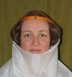 Sartorium, Justyna Wiklik - silk hairnet