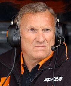 Tom Walkinshaw (1946-2010) Scottish racing driver; racing driver (1968-88); founder, Tom Walkinshaw Racing (TWR) to manufacture and design racing & road cars (1975-2002); Engineering Director, Benetton F1 team (1991-94); Owner, Arrows F1 team (1996)