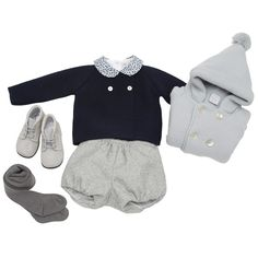 Timeless Clothes for Baby Girls French Baby Clothes, Spanish Baby Clothes, Boys Winter Clothes, Baby Kids Clothes, Toddler Outfits, Baby Boy Outfits, Kids Outfits, Baby Boutique Clothing, A Boutique