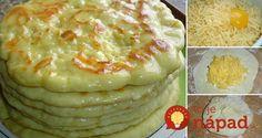 Tieto placky sa podobajú obľúbeným lokšiam, avšak nepripravujú sa zo zemiakov, ale z múky a kefíru. Okrem toho ich môžete naplniť syrom, restovanou cibuľkou, hubami alebo inou chutnou náplňou.