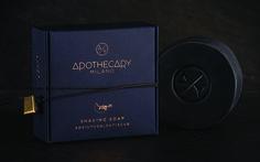 Un Nostro nuovo prodotto: Shaving soap un sapone completamente nero studiato per avere il meglio nella rasatura.