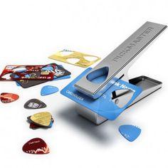 Máquina para hacer púas de guitarra - Tienda de regalos originales QueLoVendan.com