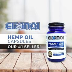Our seller! Find out why our customers the convenience of Hemp Oil Capsules. Endocannabinoid System, Hemp Oil, Wellness, Health, Instagram, Health Care, Salud