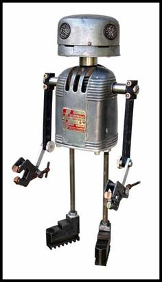 Guy Robot - Clint