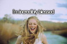 I really am ♥