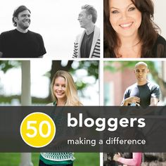 50 Fitness Health, and Happiness Bloggers Making a Difference Congrats #FitFluential Ambassadors!