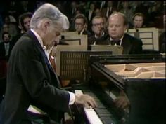 Bernstein performs Gershwin Rhapsody in Blue 1/2. Both geniuses. The youtube video of Gershwin playing this just shows a picture of Gershwin. It would have been so great to see him play.
