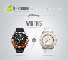 Skywatch Giveaway from TouchOfModern & Freshome