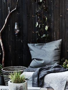 Så gör du klart uteplatsen för höst | IKEA Livet Hemma – inspirerande inredning för hemmet