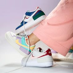 Baskets, Nike Shoes Air Force, Aesthetic Shoes, Nike Af1, Nikes Girl, Sweaters And Leggings, Dream Shoes, Shoe Closet, Custom Shoes