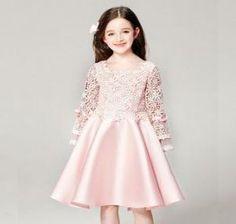 58 Ideas For Dress Brokat Anak Cute Little Girl Dresses, Baby Girl Party Dresses, Dresses Kids Girl, Baby Dress, Girl Outfits, Dress Brokat, Kebaya Dress, Dress Anak, Trendy Dresses