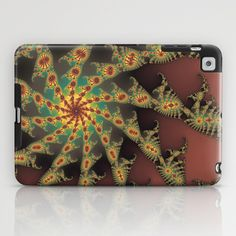 Fractal_0039 iPad Case by fracts - fractal art - $60.00
