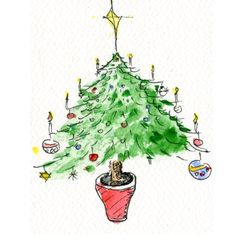 Can't wait for christmas now....   they are lovely indeed!   Benedict's christmas art for https://madmimi.com/s/10c689