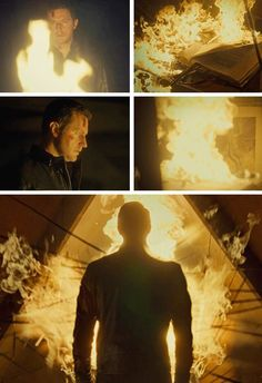 Richard Armitage as Francis Dolarhyde in Hannibal (2015) Season 3 ep13