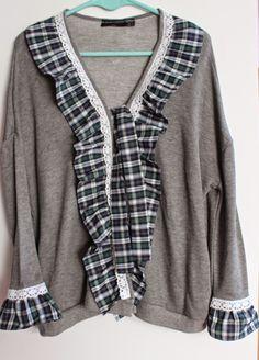 Ana`s Trapos: casaco