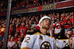 Jarome Iginla, Boston Bruins