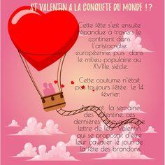 St valentin à la conquête du monde !?
