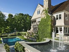 Elegant and Luxurious Estate in New Canaan, Connecticut  !