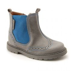 Digby, Pewter Grey Leather Boys Zip-up Boots - First Walking - Boys - Babies Warm Winter Boots, Pewter Grey, School Shoes, Kids Boots, Childrens Shoes, Grey Leather, Boys Shoes, Snow Boots, Chelsea Boots