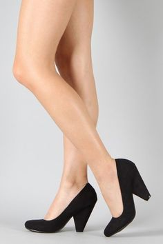 The most comfortable heels I own :)