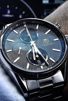 TAG Heuer Men's Watch #watch #time