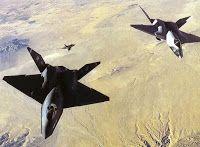 Aviones Caza y de Ataque: YF- 23 Black Widow II