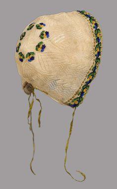 Infant's cap | Museum of Fine Arts, Boston