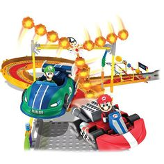 K'NEX Mario Kart Wii Ultimate Building Set - Bowser's Castle  -Click image twice for more info - See a larger selection of Knex toys at http://zkidstoys.com/product-category/knex/ - kids, toddler,child,children, toys, kids git ideas, toddler gift ideas,children toys,kids toys, holiday 2014,grown up toys, christmas 2014 ,educational toys, activity toys.