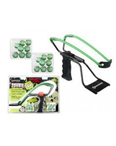Marksman Zombie Splat Adjustable Slingshot. Check out BargainSurvival.com!