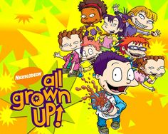 Rugrats: All Grown Up