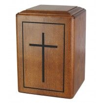 Christian Path Cross Urn