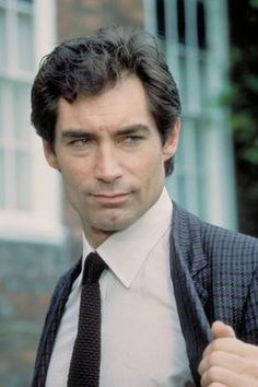 Timothy Dalton in The Living Daylights  #BOND