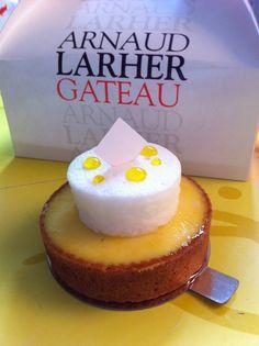 Arnaud Larher - Paris, France. Lemon Tart ...