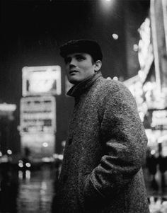 Chet Baker. (Go ahead, look him up, and then listen to him).