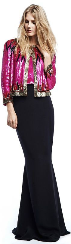 Reem Acra Resort 2015   The House of Beccaria#