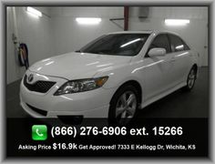 2011 Toyota Camry SE Sedan  Cupholders: Front And Rear, Window Grid Antenna, Driver Knee Airbags, Body-Colored Bumpers, Digital Audio Input, Coil Rear Spring, Seatbelt Pretensioners: Front,
